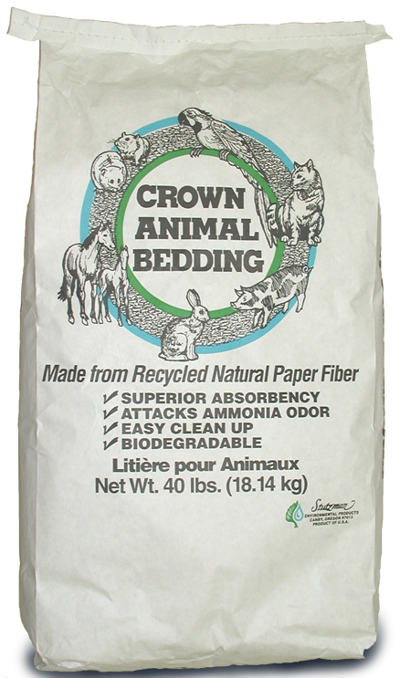 Crown Animal Bedding Package