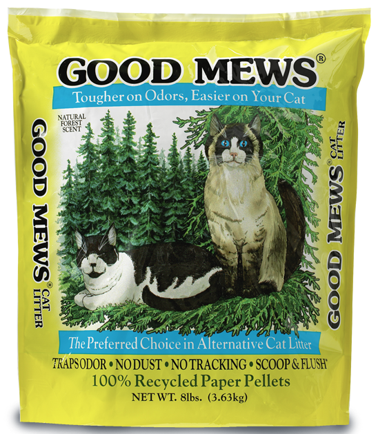 Good Mews Cat Litter Package
